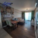 REZERWACJA    Do wynajęcia wyjątkowo eleganckie, dwupokojowe mieszkanie / apartament o pow. 46 m2  położone na trzecim piętrze w samym centrum miasta w apartamentowcu przy ul. Skarbowej - cena wynajmu...